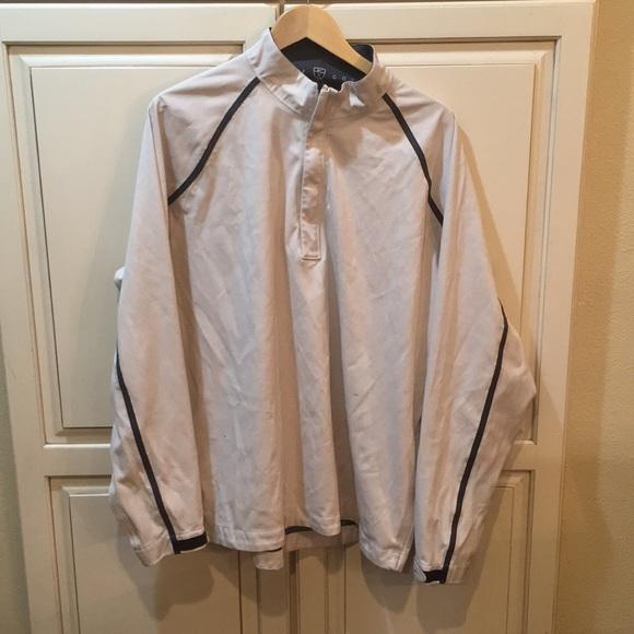 Nike Other - Nike golf windbreaker jacket 1/4 zip xl